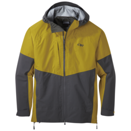 OR Men's Furio Jacket turmeric/storm