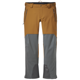 OR Men's Trailbreaker II Pants saddle/storm