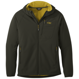 OR Men's Ferrosi Grid Hooded Jacket forest