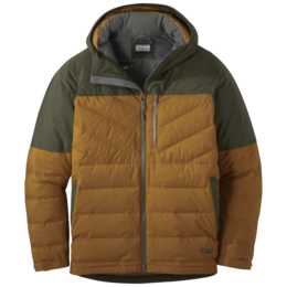 OR Men's Blacktail Down Jacket saddle/forest