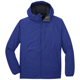 OR Men's Refuge Hooded Jacket sapphire