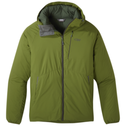 OR Men's Refuge Hooded Jacket seaweed