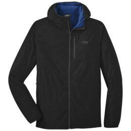 OR Men's Refuge Air Hooded Jacket black