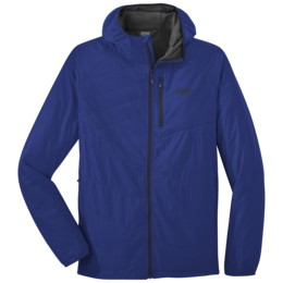 OR Men's Refuge Air Hooded Jacket sapphire