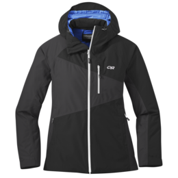 OR Women's Fortress Jacket black/storm