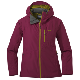 OR Women's Fortress Jacket beet