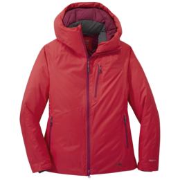 OR Women's Floodlight II Down Jacket teaberry