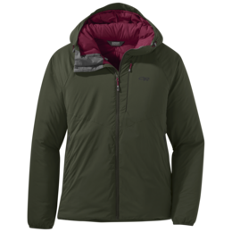 OR Women's Refuge Hooded Jacket forest