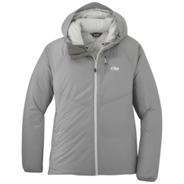 OR Women's Refuge Hooded Jacket light pewter