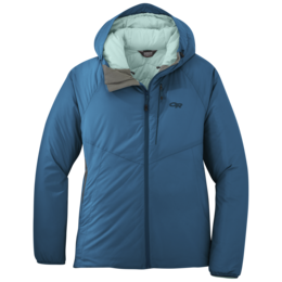 OR Women's Refuge Hooded Jacket celestial blue