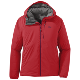 OR Women's Refuge Hooded Jacket teaberry