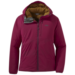OR Women's Refuge Hooded Jacket beet