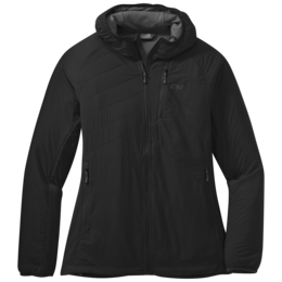 OR Women's Refuge Air Hooded Jacket black