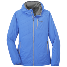 OR Women's Refuge Air Hooded Jacket wave blue