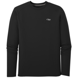 OR Men's Echo L/S Tee black