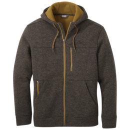 OR Men's Flurry Jacket grizzly brown