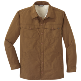 OR Men's Wilson Shirt Jacket saddle