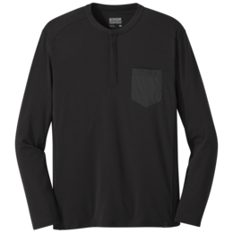 OR Men's Westport Henley black