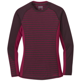 OR Women's Enigma Crew cacao/beet