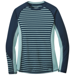 OR Women's Enigma Crew prussian blue/waterfall
