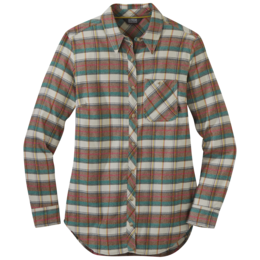 OR Women's Kulshan Flannel Tunic sand