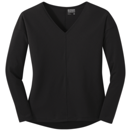 OR Women's Westport L/S Top black