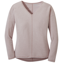 OR Women's Westport L/S Top dune heather