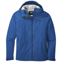 OR Men's Interstellar AscentShell Jacket cobalt