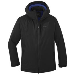 OR Men's Floodlight II Down Jacket black