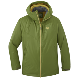 OR Men's Floodlight II Down Jacket seaweed