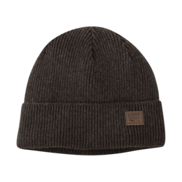 OR Kona Insulated Beanie grizzly brown heather