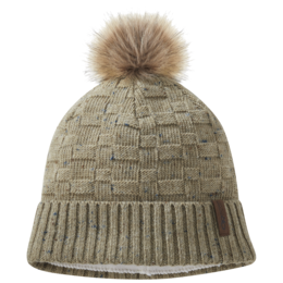 OR Women's Rory Insulated Beanie walnut