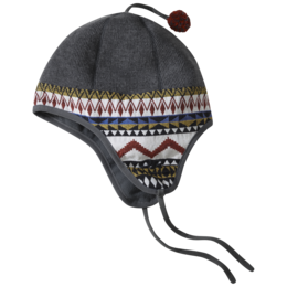 OR Dakota Peruvian Hat charcoal