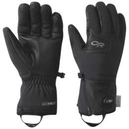 OR Stormtracker Heated Sensor Gloves black