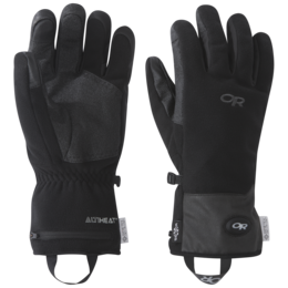 OR Gripper Heated Sensor Gloves black