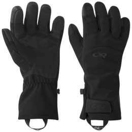 OR Inception Aerogel Gloves black