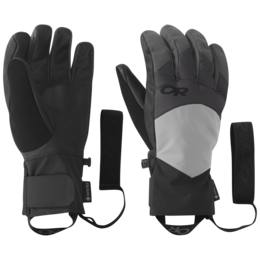 OR Men's Fortress Sensor Gloves black/storm