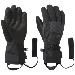 OR Women's Fortress Sensor Gloves black/storm