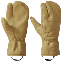 OR Aksel 3-Finger Work Gloves natural