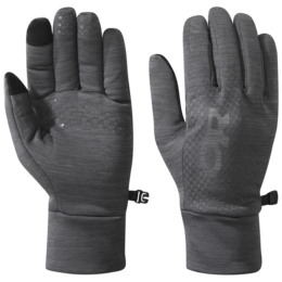 OR Men's Vigor Heavyweight Sensor Gloves charcoal heather