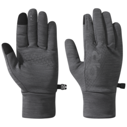 OR Men's Vigor Midweight Sensor Gloves charcoal heather