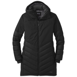 OR Women's Super Transcendent Down Parka black