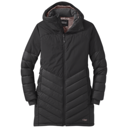 OR Women's Super Transcendent Down Parka storm