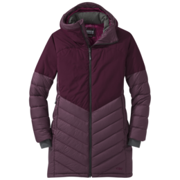 OR Women's Super Transcendent Down Parka cacao