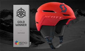 Symbol 2 Plus D helmet : Gold Winner of the ISPO Award 2017