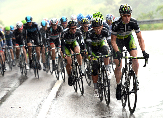 ORICA-GreenEDGE names Tour de France Team