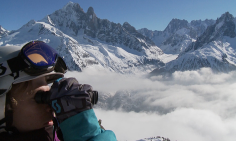 Freeride World Tour - Third Stop in Chamonix