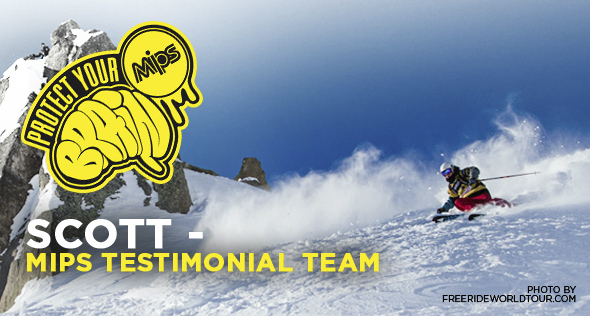 The all new SCOTT - MIPS testimonial team