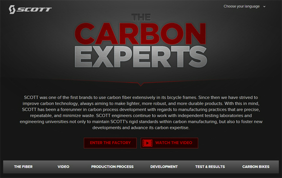 SCOTT Carbon Experts