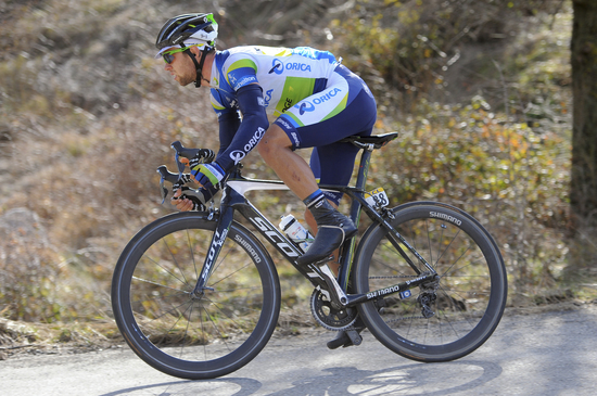 ORICA-GreenEDGE is ready for Milan San Remo